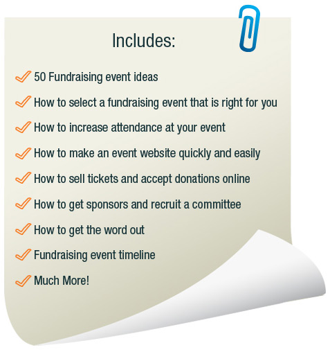 Fundraising Ideas – 50 Awesome Fundraising Ideas for your cause.